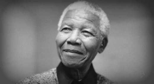 Nelson Mandela - LSE, public domain