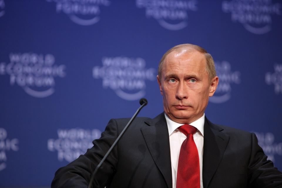 Putin WEF